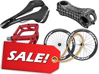 Bike Components Sale
