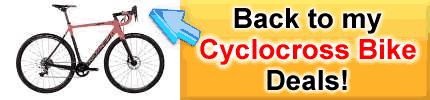 Cheap Cyclocross Bikes Deals