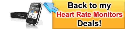 Cheap Heart Rate Monitors Deals