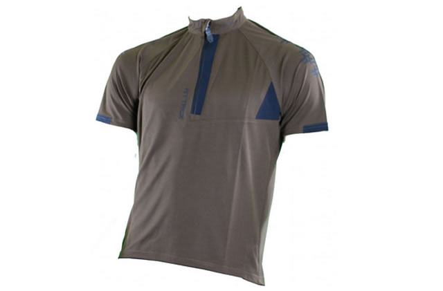 Altura Attack Short Sleeve Jersey M, Brown
