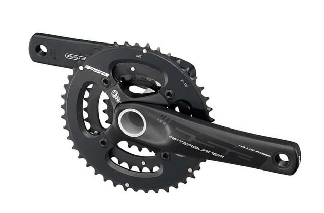 FSA Afterburner MegaExo 386 Chainset 175mm, Black