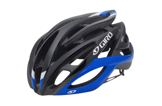 Giro Atmos 2 Road Helmet M, Black,White