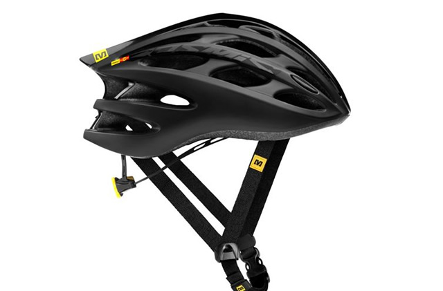 Mavic Cosmic Ultimate Helmet M, Black, Yellow