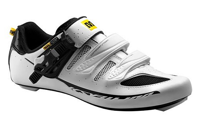 Mavic Ksyrium Elite Maxi Fit Road Shoes 38.7, 40, 40.7, 41.3, 42, 42.7, 43.3, 44, 44.7, 45.3, 46, 46.7