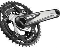 Shimano SLX M670 10 Speed Triple Mountain Biking Chainset