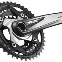 Shimano SLX M670 10 Speed Triple MTB Chainset