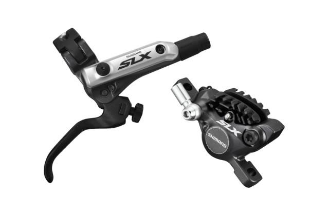 Shimano Deore SLX Rear Brakes Set BL-M675-B//BR-M675 1700mm Black-NEW