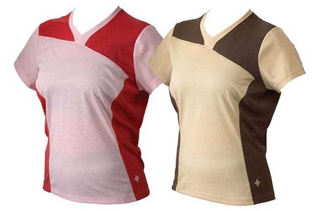 Specialized Atlas Womens Cycle Jersey XS,S,M,L,Pink,Tan