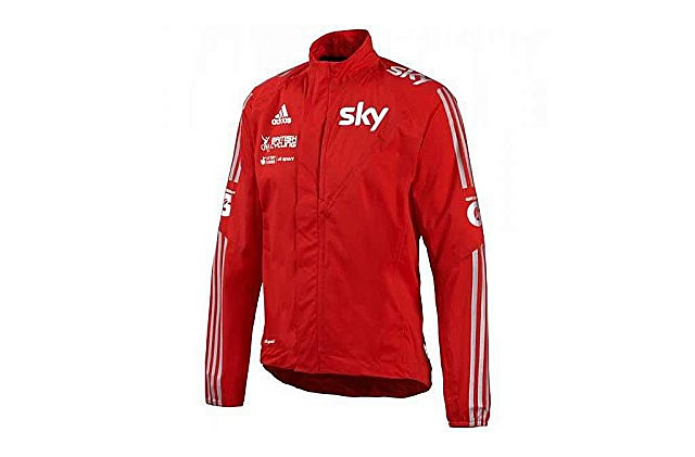 Adidas British Cycling Replica Jacket was sold for £40! (XS ea98ec11e