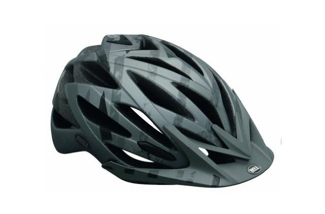 Bell Variant Helmet S, Black, Silver, 305g, 24 vents