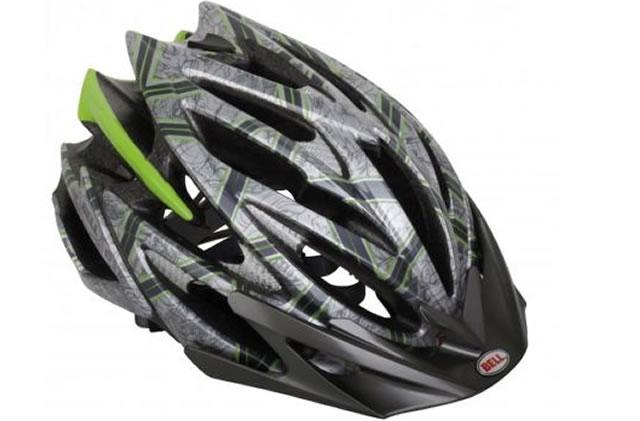 Bell Volt Cycling Helmet S, Black
