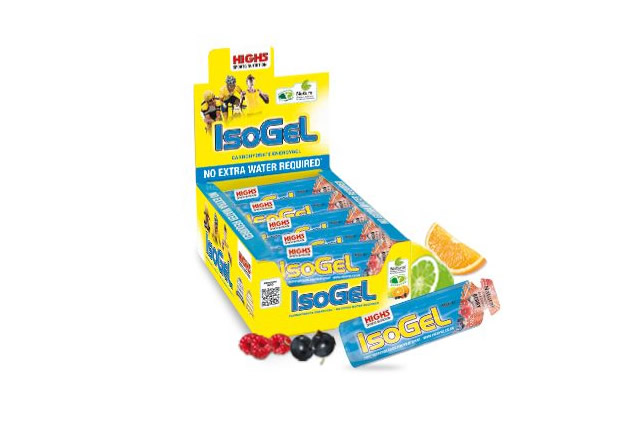 High5 IsoGels 25 pack 60ml x 25, Mixed Flavours
