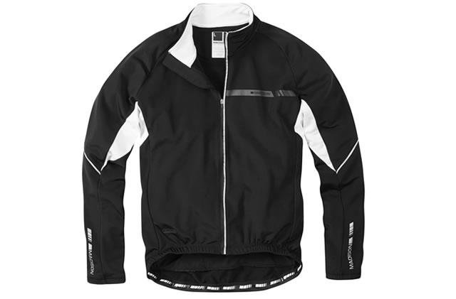 Madison Sportive Thermal Roubaix Long Sleeve Jersey S,M, Black, Yellow