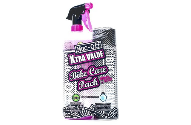 Muc-Off Bike Spray Duo Kit safe on carbon