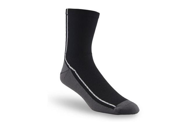 Specialized Nitro Socks 5 Inch M,Orange,Grey