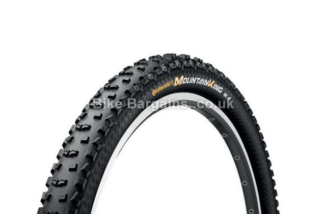 "Continental Mountain King II Tyre 26"", 27.5"", 2.2"""