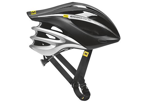 Mavic Plasma Road Helmet S, White, Silver