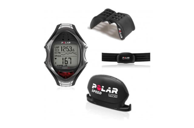 Polar RS800CX Heart Rate Watch black