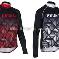 Primal Exclusive Cantor Heavyweight Long Sleeve Jersey
