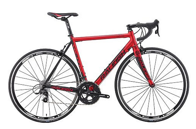 Raleigh Militis Elite Road Bike 55cm