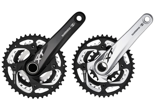 Shimano Deore XT M780 10 Speed MTB Chainset 170mm