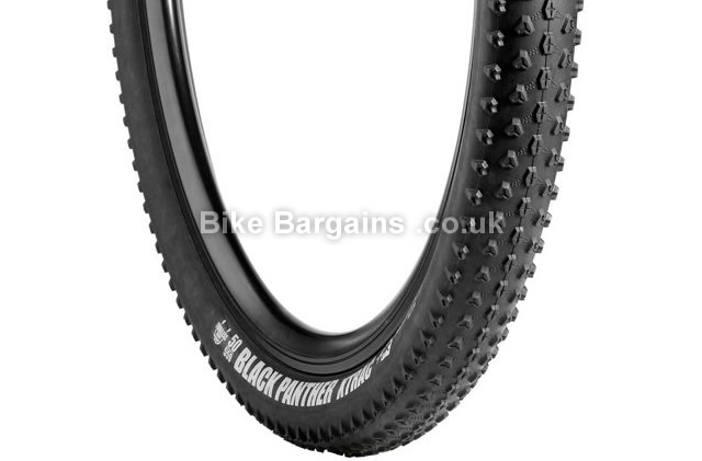 "Vredestein Black Panther Xtrac MTB Tyre 26"", 29"", 2.2"""