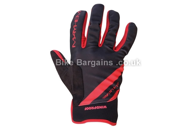Altura Mayhem Windproof MTB Gloves L, Black