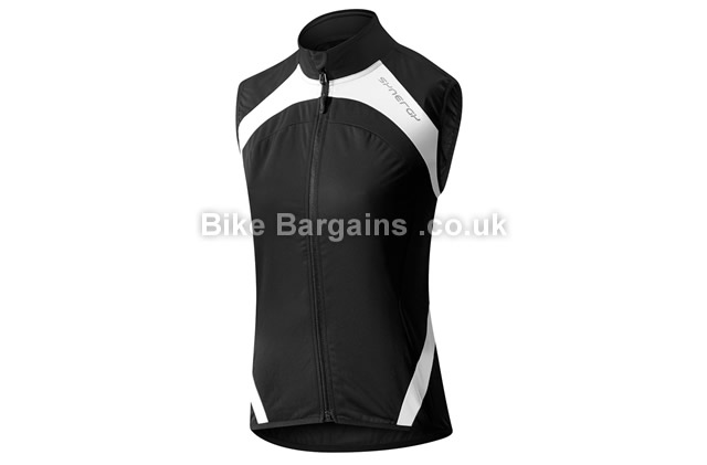 Altura Ladies Synergy Road Cycling Gilet 16, Black