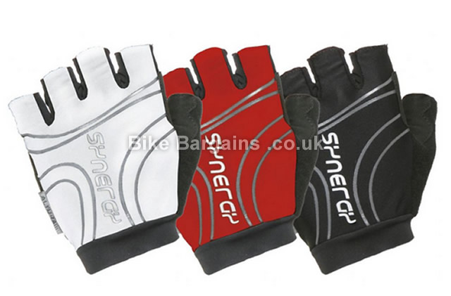 Altura Ladies Synergy Progel Mitts 2013 L, Red, Mitts, Nylon, Polyester, Synthetic Leather