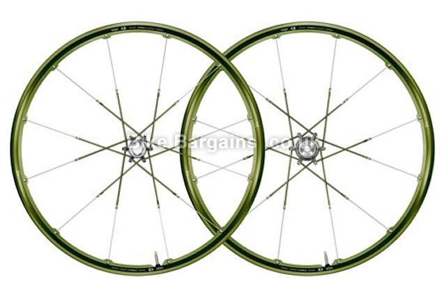 "Crank Brothers Sage MTB 26"" Wheelset 26"", green"