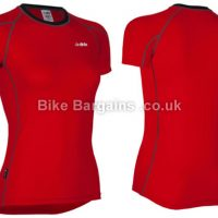 dhb Ladies Active Short Sleeve Base Layer