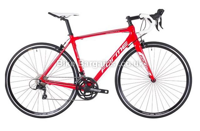 Forme Axe Edge Sport 2.0 LE Compact Carbon Road Bike 52cm