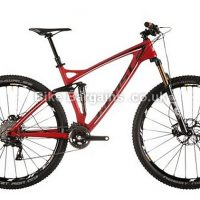 Ghost AMR LT 9 LC 29″ Carbon Full Suspension Mountain Bike 2015