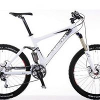 Scott Genius 50 26″ Alloy Full Suspension Mountain Bike 2009