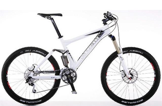 """Scott Genius 50 26"""" Alloy Full Suspension Mountain Bike 2009 S,M"""