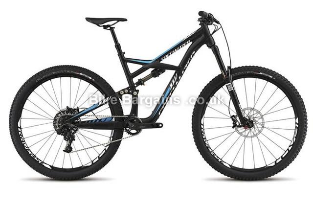 Specialized Enduro Elite 29 Full Suspension Mountain Bike black, M