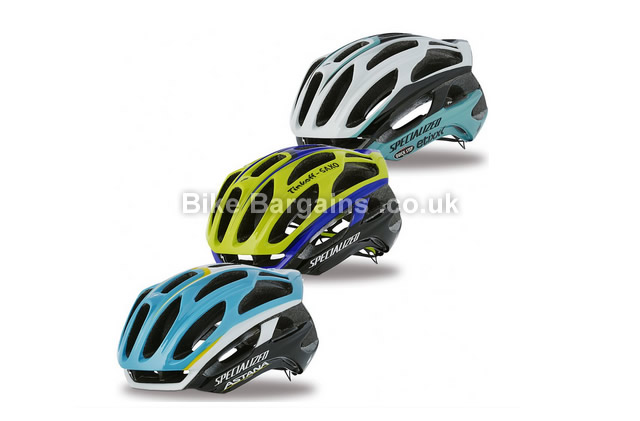 Specialized S-works Prevail Team Road Helmet L