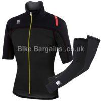 Sportful Fiandre Extreme NeoShell Jacket & Arm Warmers