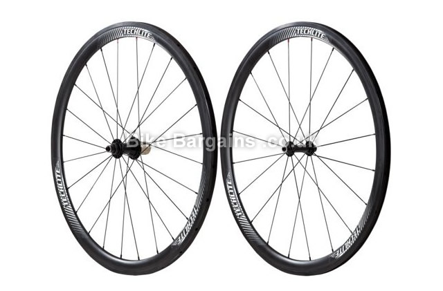 Techlite Road Carbon Tubular Wheelset 700c, Shimano