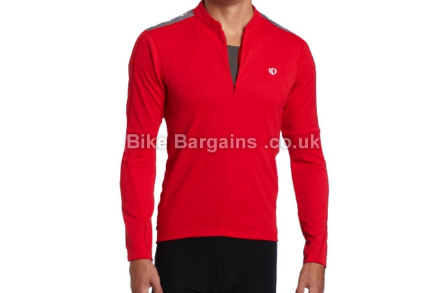 Pearl Izumi Quest Long Sleeve Jersey was sold for £9! (S 6dba096c7
