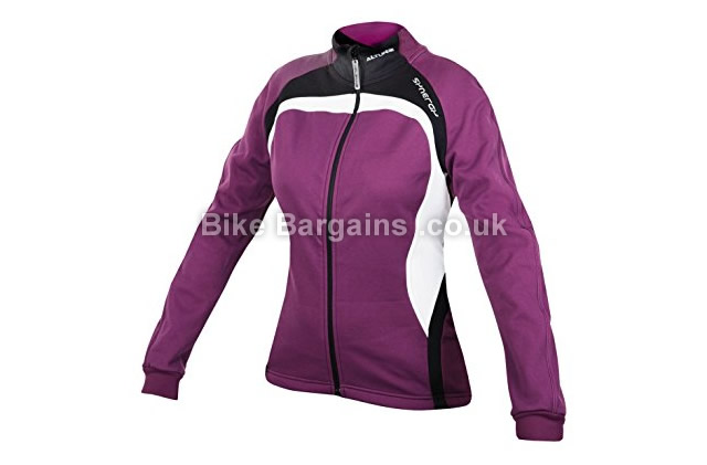 Altura Ladies Synergy Windproof Jacket size 14, red
