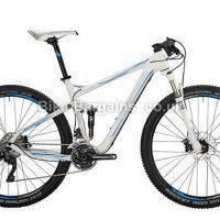 Bergamont Fastlane 8.4 FMN Ladies 29″ Carbon Full Suspension Mountain Bike 2014