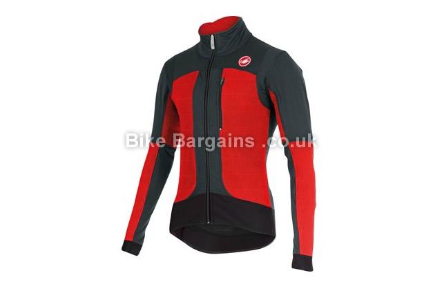 Castelli Elemento 2 7XAir Winter Jacket 2016 £150! was £300 - S 72d9afd68