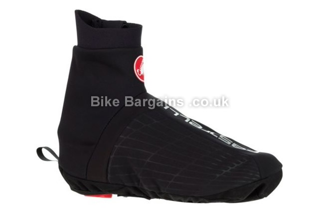 Castelli Narcisista All Road Overshoe Shoecover S, Black