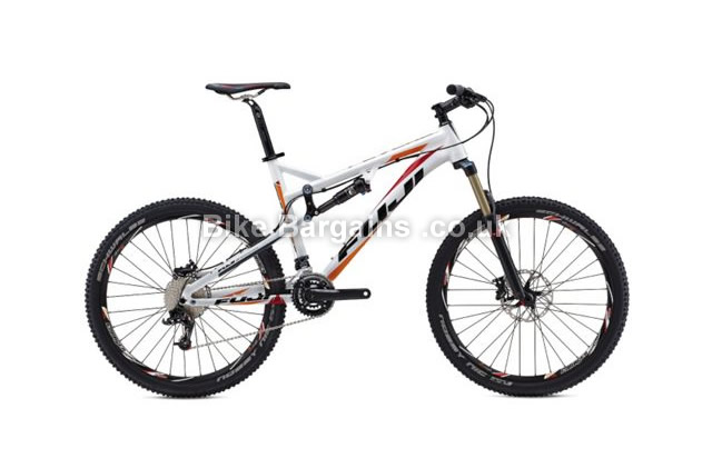 Fuji Reveal 1.1 Suspension Mountain Bike 19""