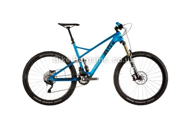 Ghost Riot LT 6 LC Suspension Mountain Bike XS