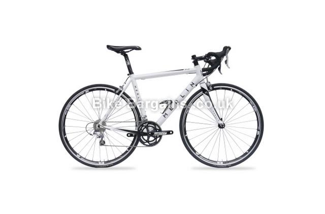 Merlin FF1 Tiagra Alloy Road Bike L, White, Alloy, Calipers, 10 speed, 700c, 9.6kg