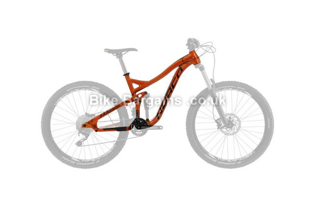 "Norco Range A 7.1 27.5"" Alloy Full Suspension Mountain Bike Frame 2014 M, S, Orange, 27.5"", Alloy, Full Sus"