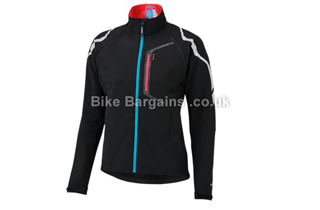 Shimano Hybrid Ladies Jacket XXL, Blue, Women's, Long Sleeve