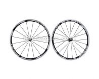 Shimano WH-RS81 C35 Carbon Laminate Clincher Road Cycle Wheelset
